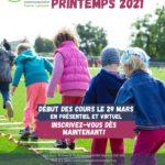 Programmation Printemps 2021