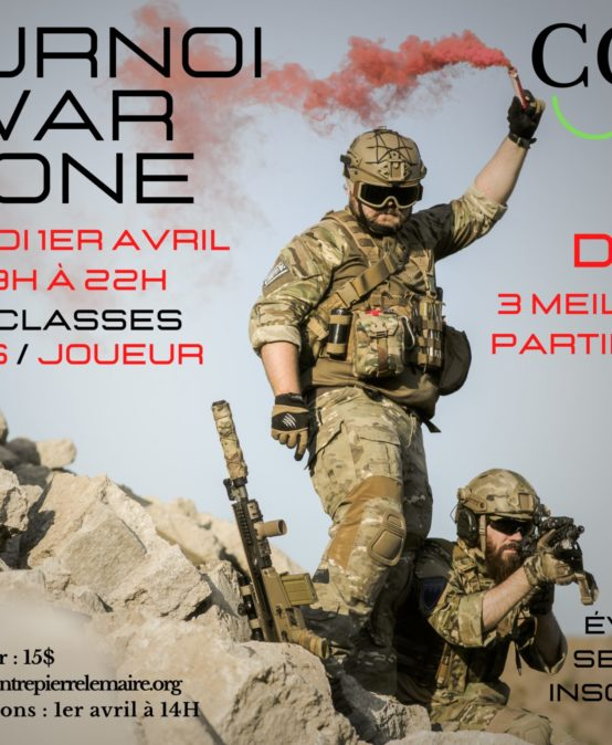 Tournoi Duo Warzone