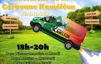 Caravane Kaméléon